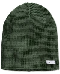 Neff Quill Thermal Waffle Knit Beanie