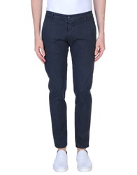 One Seven Two Trousers Casual Trousers Steel Grey