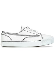 Alexander Wang Perry Sneakers White