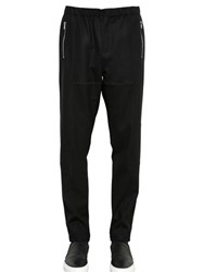 Givenchy Stretch Wool Gabardine Jogging Pants