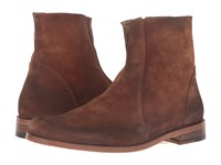 Billy Reid Paglia Moto Dress Boot Rust