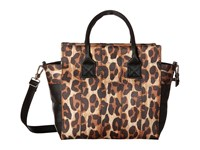 Harveys Seatbelt Bag Mini Marilyn Leopard Handbags Animal Print
