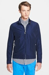 Men's Jack Spade 'Peyton' Packable Lightweight Jacket Navy