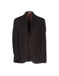 Angelo Nardelli Blazers Dark Brown