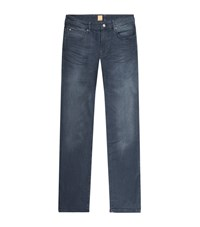 Boss Orange Orange24 Regular Jeans Male Blue