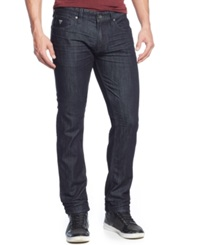 Guess Slim Straight Smokescreen Wash Jeans Smokescreen Wash