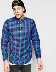 Carhartt Wip Bell Shirt Long Sleeve Navy