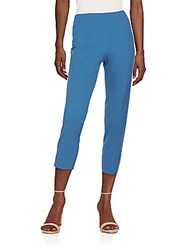 Piazza Sempione Audrey Sateen Pants Blue