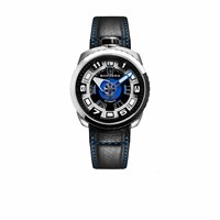 Bomberg Watches Bolt Automatic Steel And Blue 045 1.3