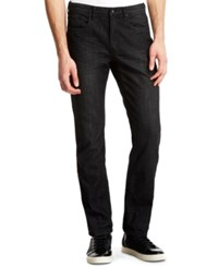 Kenneth Cole Reaction Slim Fit Black Wash Jeans