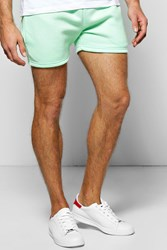 Boohoo Shorts In Short Length Mint