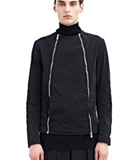 Thamanyah Double Zip Jacket Black
