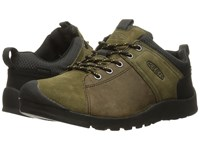 Keen Citizen Low Waterproof Caper Nugget Men's Waterproof Boots Brown