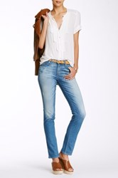 Big Star Brigette Straight Leg Jean Blue