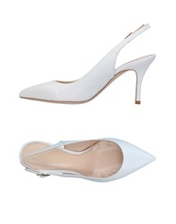 Lerre Pumps White