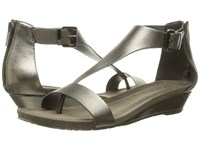 Kenneth Cole Reaction Great Gal Gunmetal Women's Sandals Gray