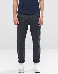 Esprit Slim Fit Jeans In Coated Grey Denim Grey 920