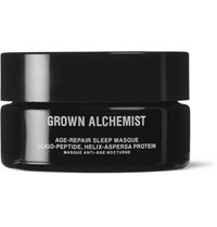 Grown Alchemist Age Repair Sleep Masque Oligo Peptide Helix Aspersa Protein 40Ml Colorless