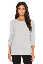 360 Sweater Orchard Crew Neck Sweater Gray