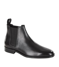 Sandro Leather Chelsea Boot Male