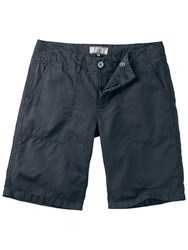 Fat Face Cargo Shorts Charcoal