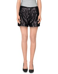 Bea Yuk Mui Bea Trousers Shorts Women Black