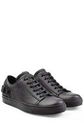 Belstaff Leather Sneakers Black