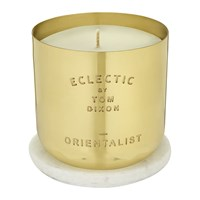 Tom Dixon Eclectic Collection Scented Candle Orientalist Gold