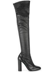 Fabi Over The Knee Boots Black