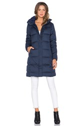 Patagonia Down With It Parka Navy