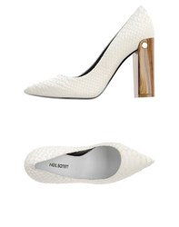 Neil Barrett Footwear Courts Women