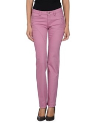 9.2 By Carlo Chionna Casual Pants Light Purple