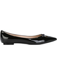 Marc Jacobs 'Mouse' Ballerinas Black