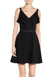 Adelyn Rae Women's Fit And Flare Dress