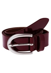 Tom Tailor Belt Bordeaux