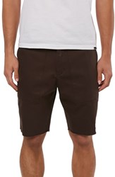 O'neill Naples Camp Shorts Coffee