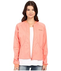 Bench Dinky Jacket Fusion Coral Women's Coat Multi
