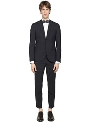 Dsquared Stretch Wool Gabardine Tokyo Suit