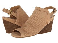 Naya Luxor Corda Tan Women's Wedge Shoes