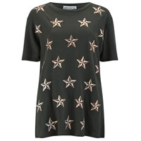Wildfox Couture Wildfox Women's Nautical Stars T Shirt Black