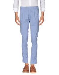 Squad Squad2 Trousers Casual Trousers Sky Blue