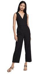 Club Monaco Day To Night Jumpsuit Black