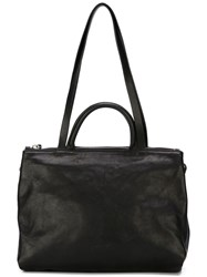 Marsa Ll Large 'Gluc' Shoulder Bag Black