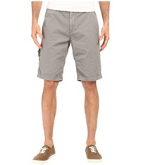 Buffalo David Bitton Hirculean Solid Twill Shorts Ardent Men's Shorts Black