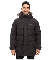 Marmot Steinway Jacket Black Men's Coat