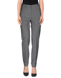 Metradamo Trousers Casual Trousers Women Grey
