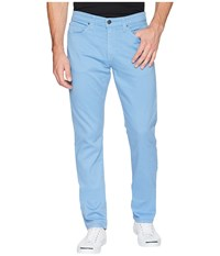 Agave Denim Rinson Twill Rocker Fit In Silver Lake Blue Silver Lake Blue Casual Pants