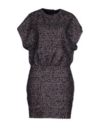 Pedro Del Hierro Dresses Short Dresses Women Dark Blue