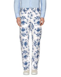 Alexander Mcqueen Trousers Casual Trousers Men White