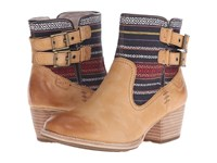 Caterpillar Casual Willa Canvas Sunny Tribal Women's Boots Brown